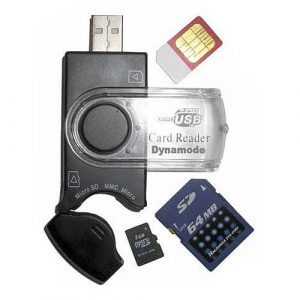 Dynamode SD/MMC Card Reader