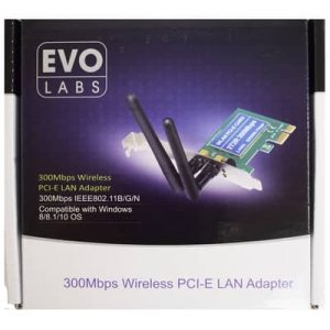 EvoLabs PCI-E Wireless Adapter