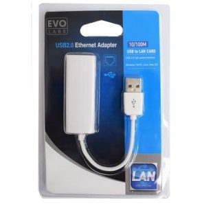 EvoLabs USB to Ethernet Adapter