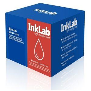 InkLab Epson E0481-0486