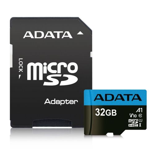 Adata 32GB Micro SD Card with Adapter