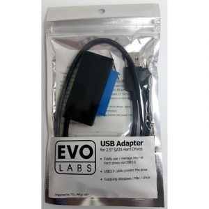 EvoLabs USB to SATA HDD