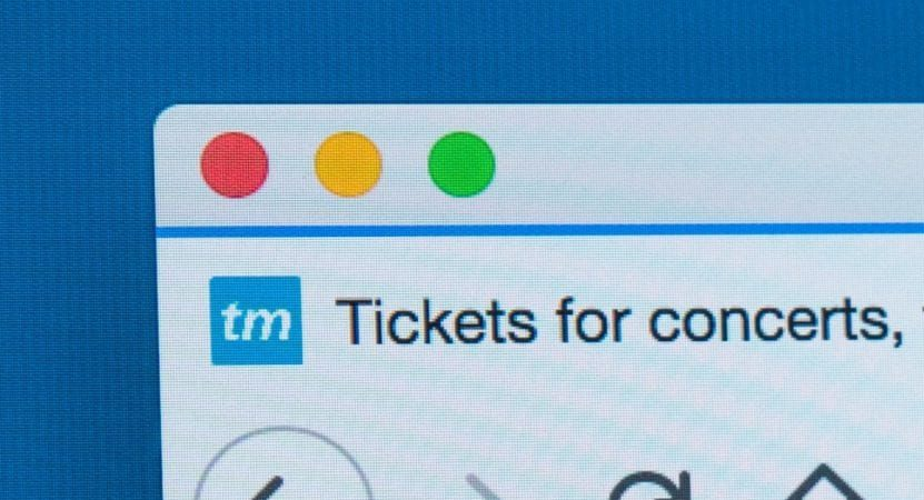 Ticketmaster fined £1.25m