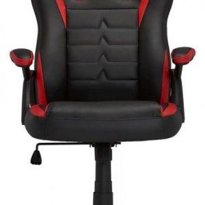 HGEARS SM-115 Gaming Chair Black/Red