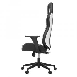 HHGEARS XL-300 Gaming Chair Black/White
